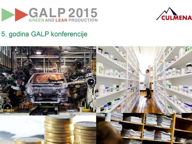 Green and Lean Production (GALP) 2015