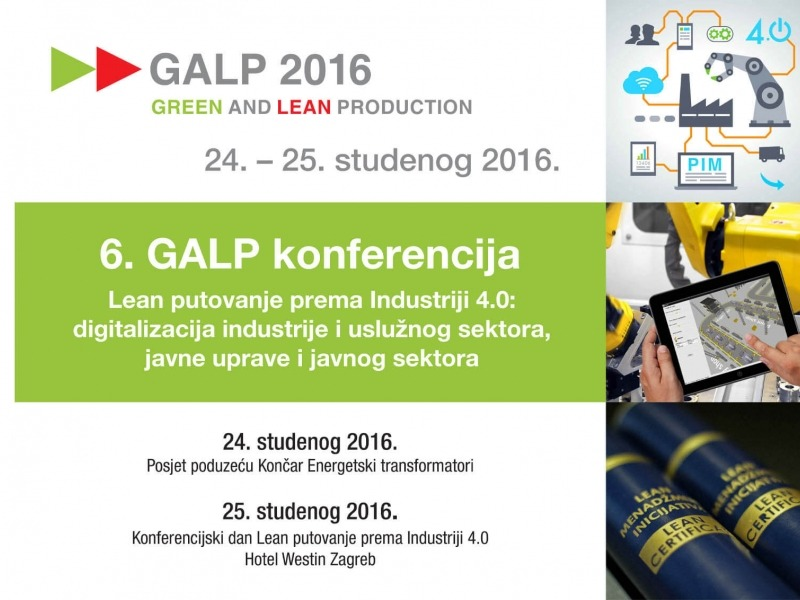 Green and Lean Production (GALP) 2016