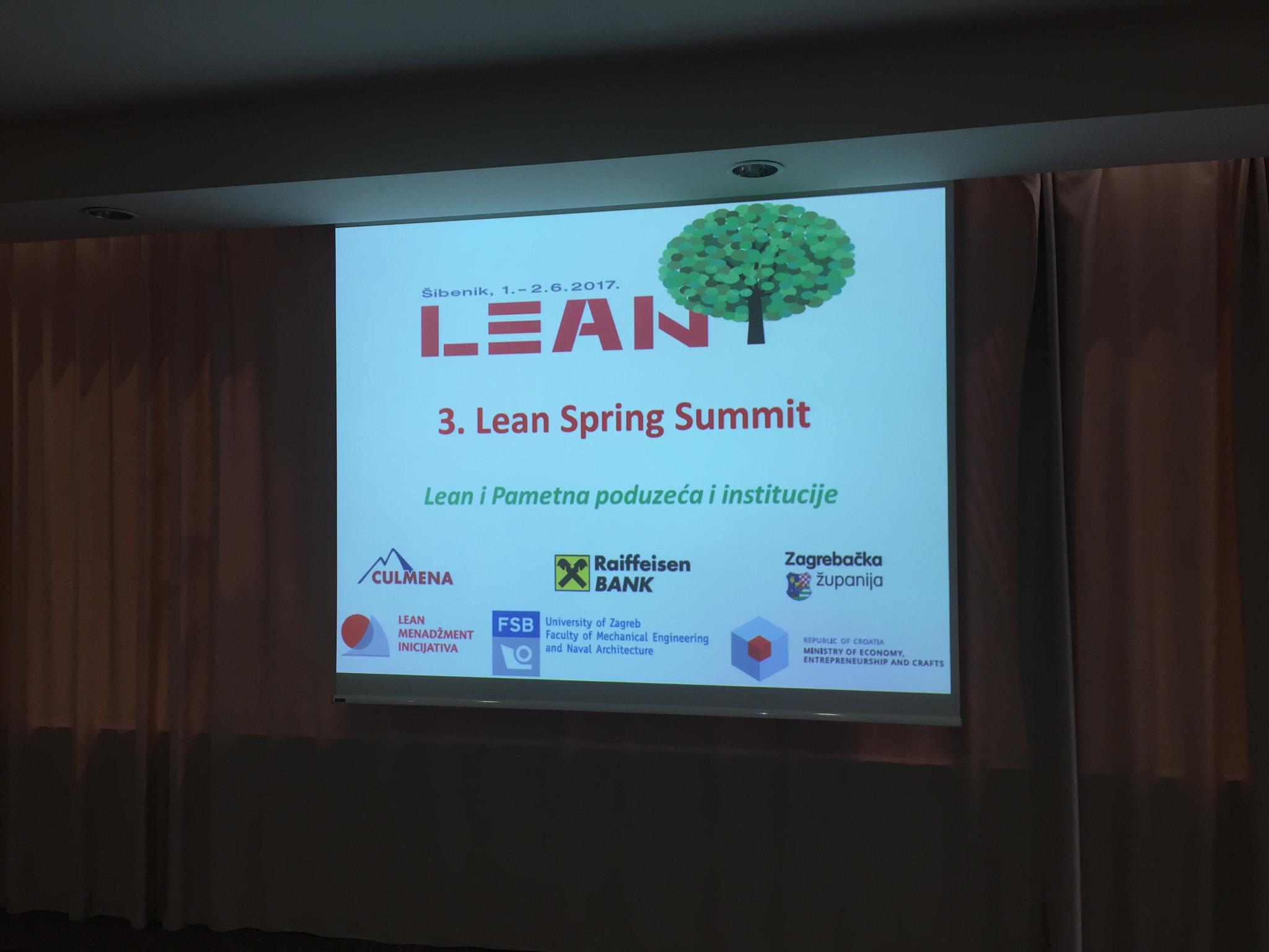 Lean Spring Summit 2017