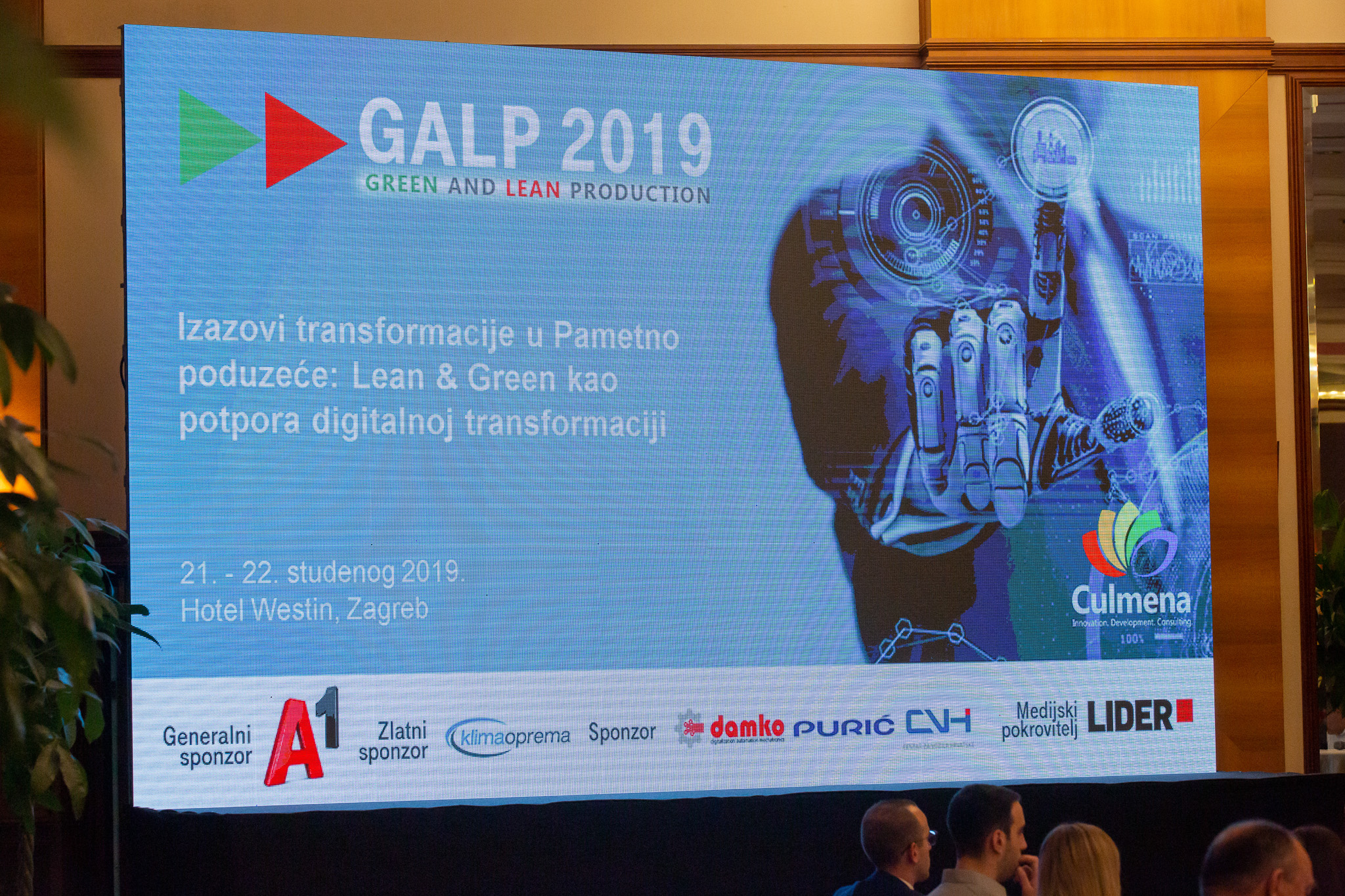 Green and Lean Production (GALP) 2019