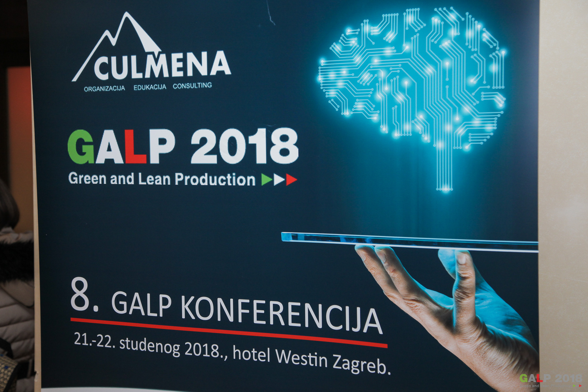 Green and Lean Production (GALP) 2018