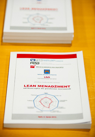 Green and Lean Production (GALP) 2011