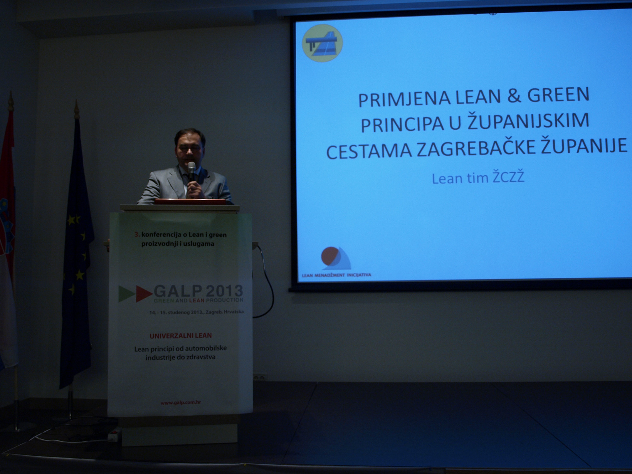 Green and Lean Production (GALP) 2013